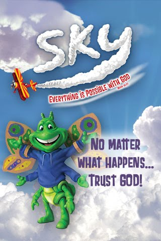 Sky - Day 4 - No matter what happens... Trust GOD!