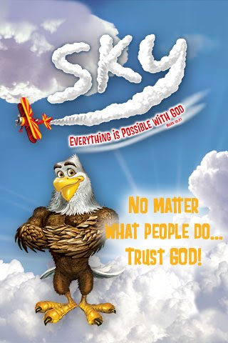 Sky - Day 3 - No matter what people do... Trust GOD!