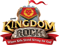 Kingdom Rock - Where Kids Stand Strong for God!