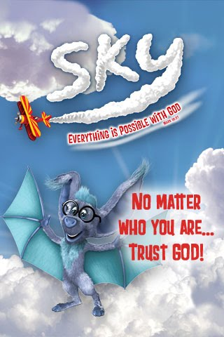 Sky - Day 1 - No matter who you are... Trust GOD!