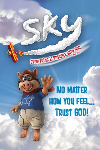 Sky - Day 2 - No matter how you feel... Trust GOD!